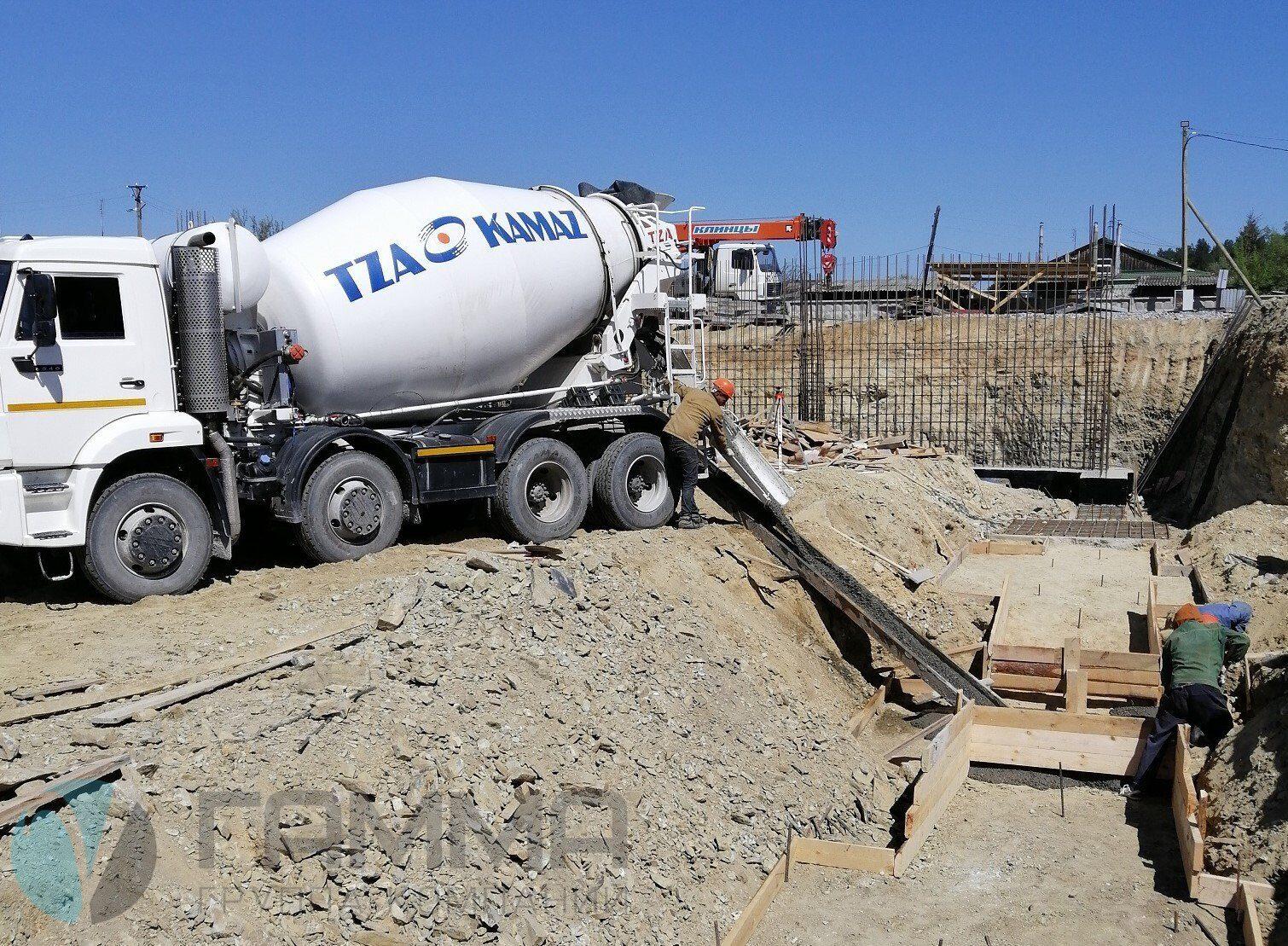 Допустимая высота сброса бетонной смеси фотообои бетон